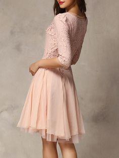 9ae317ccf601 30 Best burgundy dress images   Cute dresses, Burgundy dress, Pretty ...