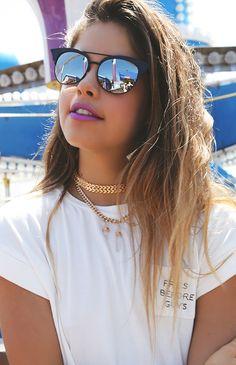 Quay Eyeware - Zig Sunglasses - Black | New Arrivals | Peppermayo