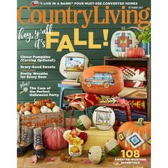 Country Living         -- Click image for more details. (This is an affiliate link) #MagazineSubscriptions