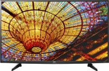 "LG - 43"" Class (42.7"" Diag.) - LED - 2160p - Smart - 4K Ultra HD TV - Black…"