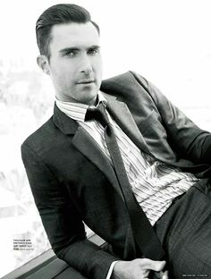 Adam Levine because he's my 8100th pin!!!