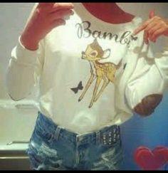 Disney shirt! Lovee it!