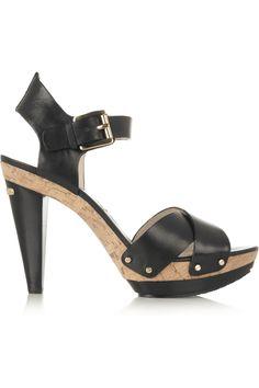 MICHAEL Michael KorsWells leather sandals