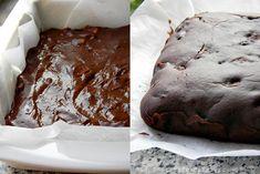 PRAJITURA CU MERE SI CACAO - de post - Rețete Fel de Fel Nutella Pie, Deserts, Fish, Meat, Pisces, Postres, Dessert, Plated Desserts, Desserts