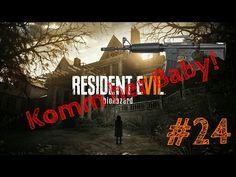 RESIDENT EVIL 7 BIOHAZARD - Let's play #24 - Komm her Baby   Gameplay Deutsch / German - YouTube