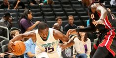 With 17 Points, Kemba Walker & the Hornets defeat The Heat, 96 - 88