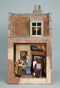 Vermeer II- Bluette Maloney