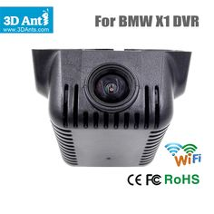 79.70$  Buy here - http://ali750.worldwells.pw/go.php?t=32631807129 - Newest  Novatek 96655 1080P Car DVR for BMW X1 X5 X6 special keep Original Style Built-in Wifi Camera Control by APP Share Video