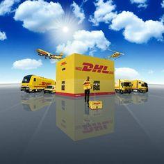 Dhl Express Shenzhen to Dubai Advert