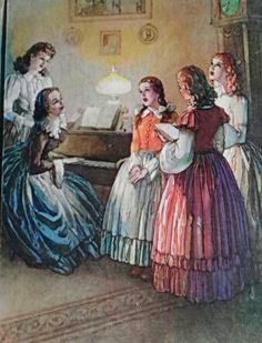 """My copy of """"Little Women"""""""