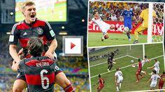 18 TREFFER AM STÜCK Deutschlands WM-Tore zum Titel im Video