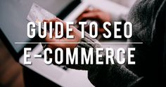 You've spent months, maybe even years, building your e-commerce site, but still got no traffic? Read SEJ's guide for e-commerce SEO to increase traffic. Seo Marketing, Online Marketing, Digital Marketing, Internet Marketing, Seo Guide, Seo Tips, What Is Search Engine, Ecommerce Web Design, Ecommerce Seo