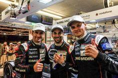 WEC | Le Mans, tris Porsche in qualifica