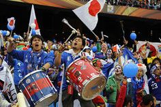 Japan qualifies for the 2014 World Cup