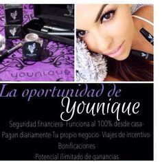 Oportunidad Younique https://www.youniqueproducts.com/CarlaValdez