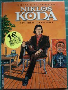 Niklos Koda A L Arriere Des Berlines 2002 In 2020