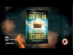 Tom Egeland - Nostradamus´ testamente. Kinospot vår 2012.