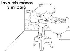 El Rincón De La Educadora Preescolar: HABITOS DE HIGENE Y SALUD