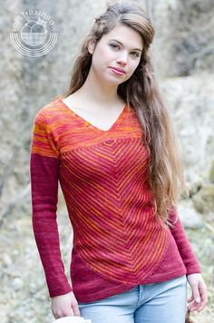 Ravelry: Victoria Sweater pattern by Zsuzsa Kiss