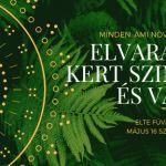 Kert Szimpózium és Vásár 2020 ELTE Füvészkert Budapest Budapest, Plant Leaves, Plants, Plant, Planets