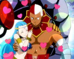 Aquarius and Scorpio - Fairy Tail Aquario Fairy Tail Gray, Fairy Tail Manga, Fairy Tail Ships, Anime Fairy, Fairy Tail Aquarius, Pisces And Sagittarius, Aquarius Male, Jellal And Erza, Natsu And Lucy