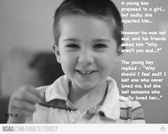Smart Boy...