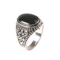 Envío gratis galjanoplastia de plata antigua anillo allah muslim para hombres y mujeres, encanto Islam joyería moda Retro anillo(China (Mainland))