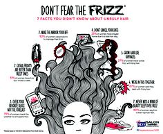 'Repin' if you're ready to be Frizz-Free for life! #frizz #hair #haircare #BeautyForAll