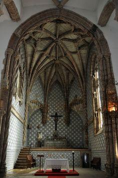 Convent de Jesús de Setúbal, Portugal