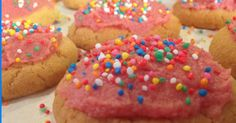 Fairy Biscuits