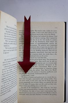 here you are. MXS leather bookmark for $8!