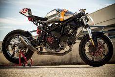 Ducati 'Metralla' - Radical Ducati - Inazuma Cafe Racer