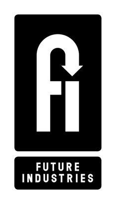 I Love Ligatures / Future Industries identity  by Studio8 Design