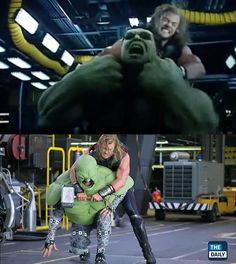 You might also like Captain Marvel's Project Pegasus changes the MCU as we know it! 23 Amazing Spider-Man: Far From Home Fan Made Posters Things You Need To Know About Iron Man In Avengers: Endgame … Marvel Dc Comics, Marvel Heroes, Dc Memes, Funny Memes, Funny Quotes, Hilarious, Iron Man Marvel, Die Rächer, Hulk Avengers