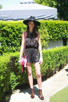 With the Band: Coachella 2015 Street Style