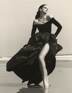 Cindy Crawford, Herb Ritts
