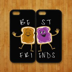 iphone 5C case,Best Friends,Peanut butter and Jelly,iphone 5S case,iphone 5 case,iphone 4 case,iphone 4S case,ipod 4 case,ipod 5 case on Etsy, $28.88