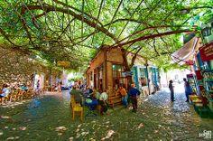 GREECE CHANNEL   Agiasos Village (Αγιάσσος), Lesvos, Greece by Can Gurel on flickr