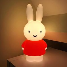 "1,948 Likes, 13 Comments - Miffy (@miffy_official) on Instagram: ""Light up your life with this Miffy night lamp from @retrokids_com!⠀ ⠀ Photo by @retrokids_com⠀"""