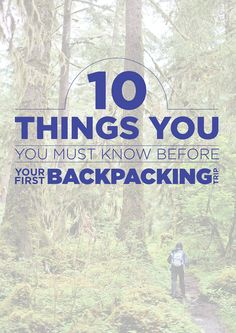 10 Tips to Prepare You For Your First Backpacking Trip. Good hiking tips u should do. See what works. Take notes on what does. Exactly my train of thought as I do day trip hikes before adventuring into overnight backpacking trips. Love to hike. Backpacking For Beginners, Backpacking Tips, Hiking Tips, Camping And Hiking, Hiking Gear, Hiking Backpack, Camping Hacks, Hiking Training, Hiking Shoes