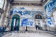 Viaje a Oporto Travel to Porto, Portugal