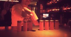 Shots at the bar. Awesome and available via barproducts.com