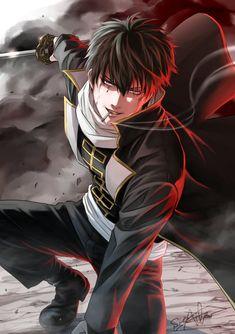 Vice commander hijikata toshirou