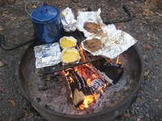 They do say breakfast is the most important meal of the day... even more when you're outdoors, hiking or camping! Here's some (very yummy) breakfast ideas you can whip up on a campfire or in your RV!