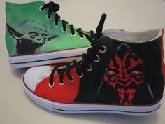 El bien ó el mal.Star wars!
