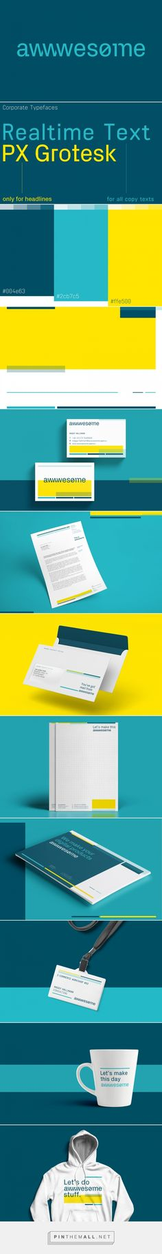 awwwesome Corporate Design - stay golden GmbH - created via https://pinthemall.net