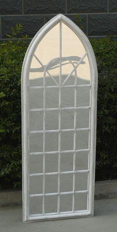 Kirchenfenster Illusion