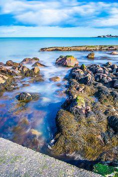 Dun Laoghaire, Ireland Love Ireland, Images Of Ireland, Dublin Ireland, Ireland Travel, Walking In Sunshine, Portugal, Beautiful Places, Beautiful Pictures, Emerald Isle