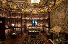 morgan library NYC