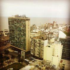 Edificio Ciudadela. Montevideo